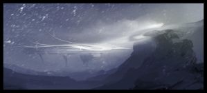 Drift Station speedpainting by Spex84