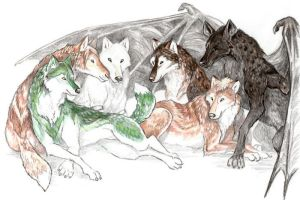 pack by Wolfsjal