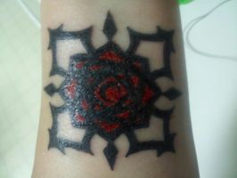 Vampire Knight Tattoo by Mikolily
