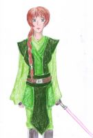 Star Wars Character study: My self by Roseprincess1