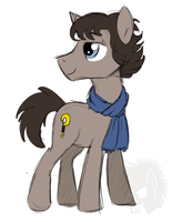 SHERLOCK HOOVES by LunarUmbrage