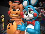 [MMD] Toy Fronnie by sonic858