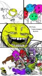 The Troll of Lemongrab by SmilingKnight