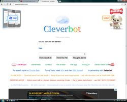 CLEVERBOT, NO!!!! by Ask-Brokenstar