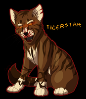 Tigerstar by Coyrosay