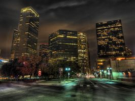Downtown Dallas I by kubica
