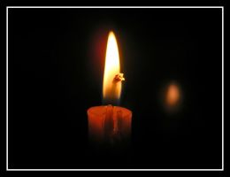 Candle in the Wind. by AlexAnaPhotography