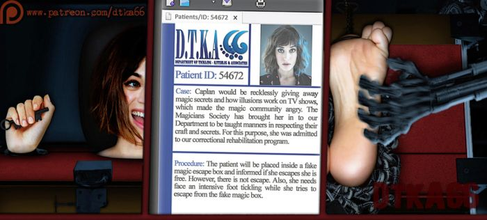 Patient ID54672 - Lizzy Caplan (Preview) by dtka66
