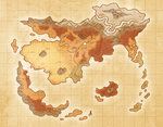 Mesa map (Finders Capers) by jennyjams