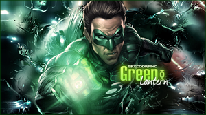 Green_Lantern by Dsings