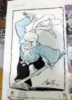 Usagi Yojimbo by tombancroft