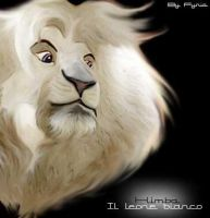 KIMBA -the white lion- by FyFFolina