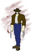 Clint Eastwood Who Color by justinbysma