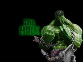 Hulk Wallpaper by brianmccumber