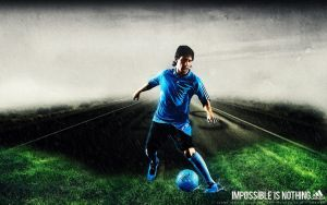 99. Lionel Messi by J1897