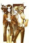 Louis and Lestat by alexielart