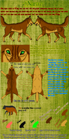 Nara's complete reference(French under) by Metalwolf13