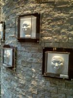 Faces at Museum by jacobjellyroll