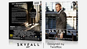 007: Skyfall by TwistRox