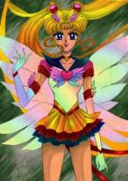 Eternal Sailor Moon by Yatenismine
