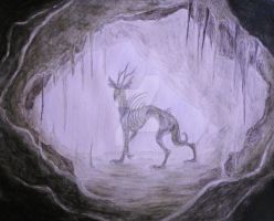 Cave by silverybeast