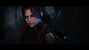 Claire Redfield / Resident Evil 2 by lemon100