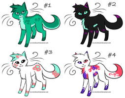 point adoptables --CLOSED-- by Jingle2626