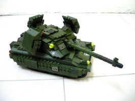 Lego Mirage Tank (RA2) 4 by SOS101