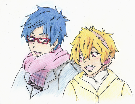 A Winter Reigisa by aa5tidus