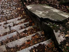 Steps in Plovdiv by byWizards