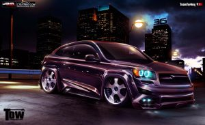 Jeep-Grand Cherokee srt8 by edcgraphic