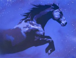 Horse in the Heavens: Sold by Gcrackle1