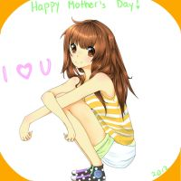 Happy Belated Mother's Day by Yumi-Nyan