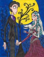 Corpse Bride by Lorelei2323