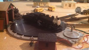 Brownell Yard Turntable by Rockyrailroad578