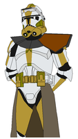 Commander Bly by vaderboy