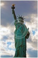 Statue of Liberty by emailartist26