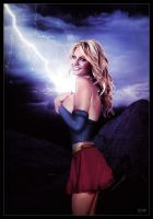 Supergirl - Lightning by ROCINATE
