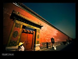 Forbidden City Ramble I by FelixTo
