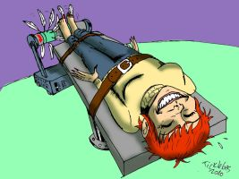 Tickling Perspective by ticklegas