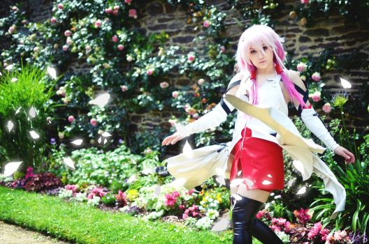 Inori - Guilty Crown II by Swann2501