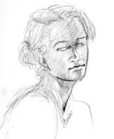 Life Drawing 3_20_2011 by Lenore5k