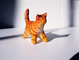 Orange kitty :3 by Roxo89