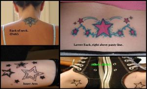 My Tattoos by Deviant-Body-Mods