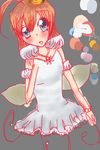 Princess Tutu WIP by pandapencil526