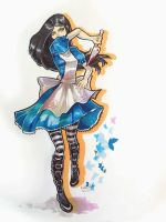 Alice Madness Returns by ralou-chan