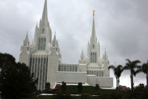 Mormon Temple 5 by firenze-design
