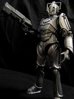 Cybergun Cyberman by Police-Box-Traveler