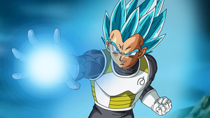 Vegeta SSGSSWallpaper by EymSmiley