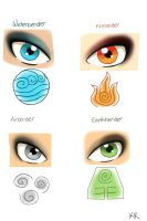 Element Eyes by codyluv